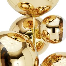 Торшер Tom Dixon Mirror ball MBBSC01G-FEUM1
