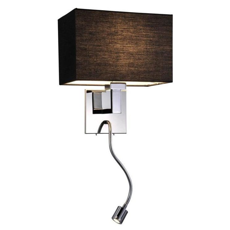 Бра Newport 14202/A Led black