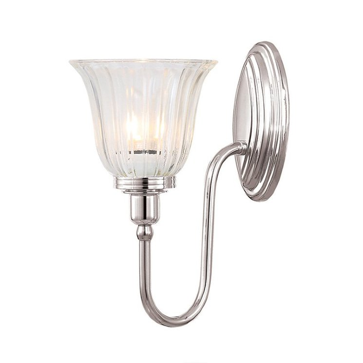 Бра Elstead Lighting Blake BATH/BLAKE1 PN