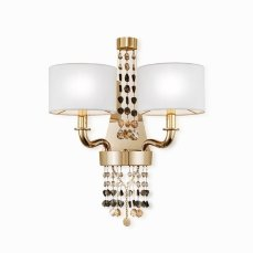 Бра Beby Group Butterfly 0191A02 Light gold 624 SW Silver Night